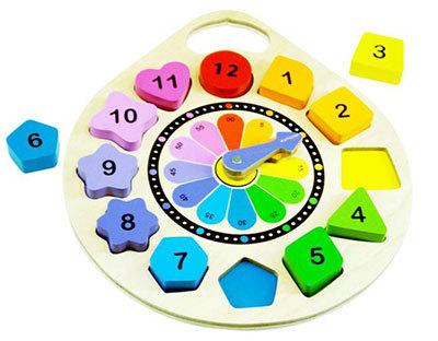 K8114: Clock Puzzle