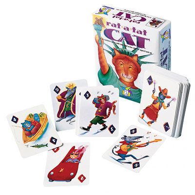 S9410: Rat-a-Tat Cat Game