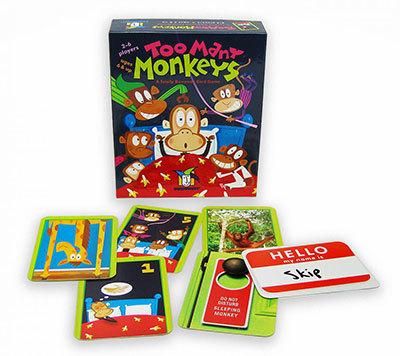 S9411: Too Many Monkeys