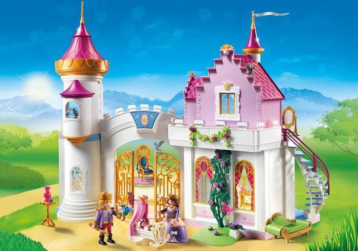 K5310: Playmobil Fairytale Castle Plus Bag
