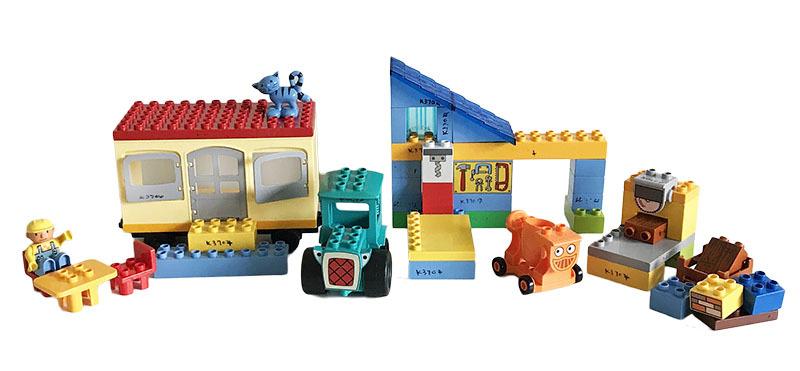 K3704: Duplo Bob the Builder Workshop
