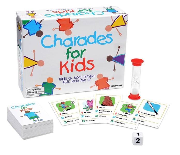 K9614: Charades For Kids