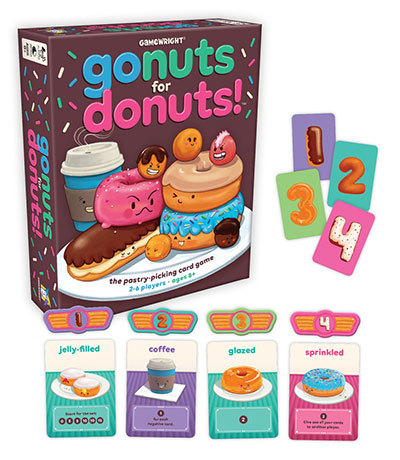 S9608: Gonuts for Donuts