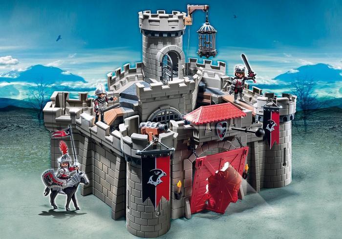 K5335: Playmobil Knights Castle