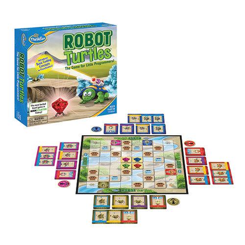 K9431: Robot Turtles
