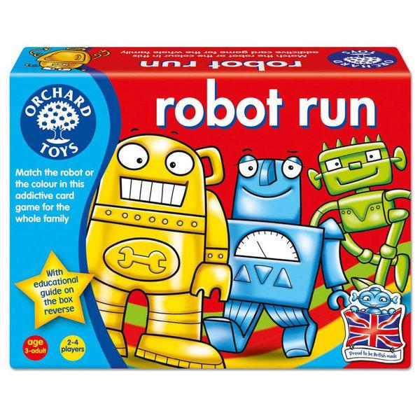 K9602: Robot Run