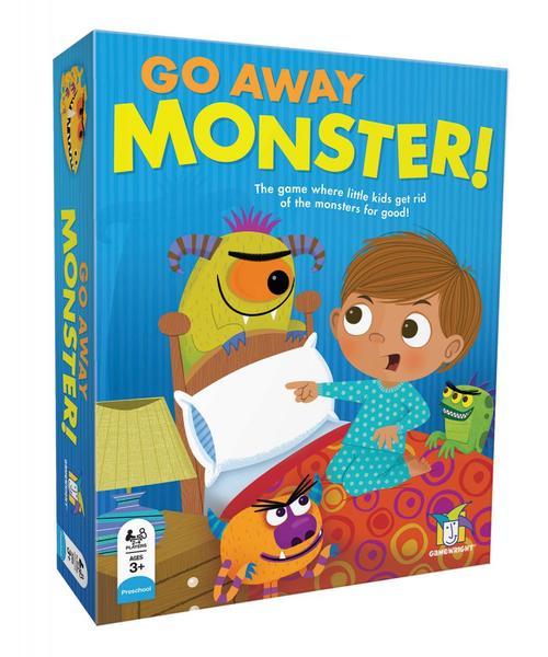 K9617: Go Away Monster!