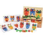 K4108: Mix & Match Owls