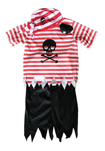 T5204: Pirate Costume 3-5 years