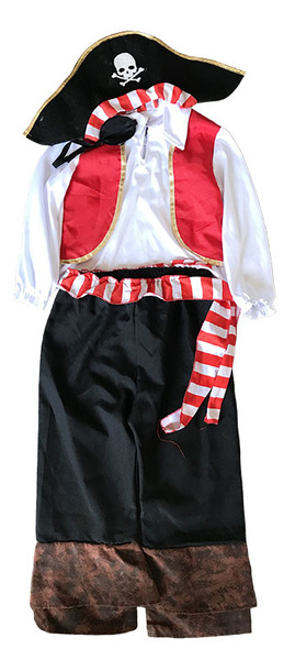 K5203: Pirate Costume 4-6 years