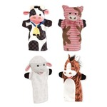 T5207: Farm Friends Hand Puppets
