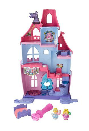 T5345: Little People Disney Princess Castle