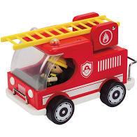 K5430: Hape Fire Truck