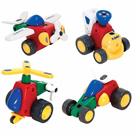 K3740: Tomy Motor Blocks (requires A4 battery)