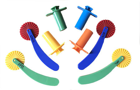 K3435: Play Dough Tool Set