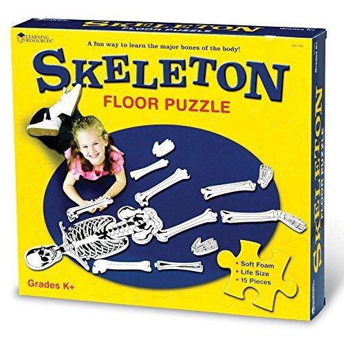 K8304: Skeleton Floor Puzzle
