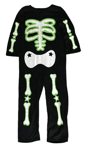 S5204: Skeleton Costume