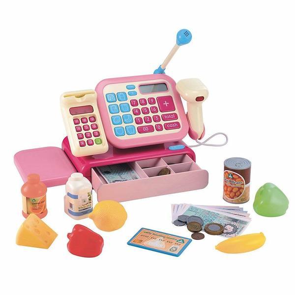 K5125: Pink Cash Register