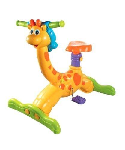T12070: Ride and Learn Giraffe Bike