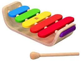 T6201: Oval Xylophone