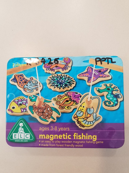 K3425: Magnetic Fishing