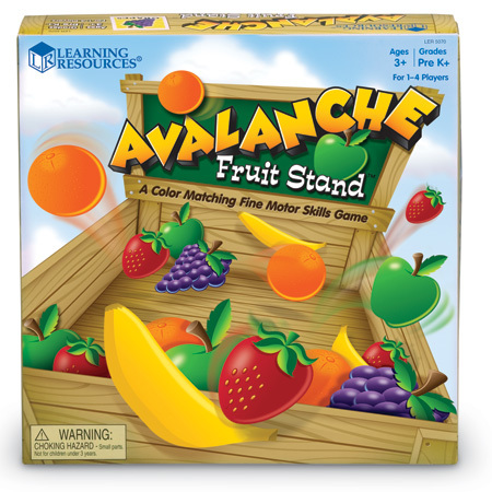 K4111: Avalanche Fruit Stand