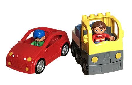K5429: Duplo Vehicles