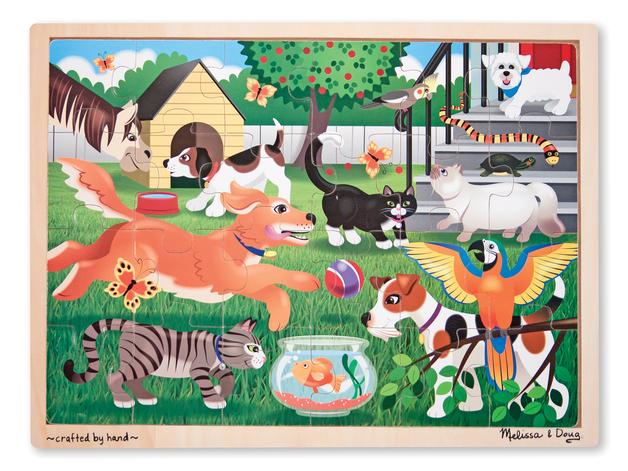K8257: Pets Puzzle