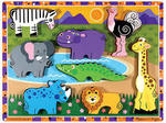 T8147: Safari Animals Puzzle