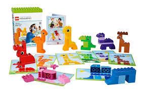 K5509: Lego Education Animal Bingo