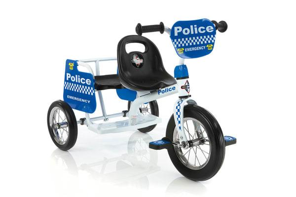 K1218: Eurotrike Tandem Police Trike