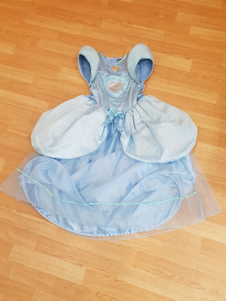 K5231: Disney Princess Costume