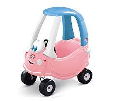 Z1211: Pink Cozy Coupe