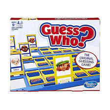 S9616: Guess Who Game