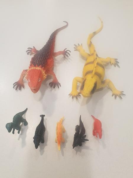 K5516: Dinosaurs Set of 7