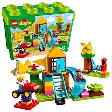 K3712: Large Playground Brick Box