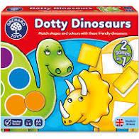 K9103: Dotty Dinosaurs