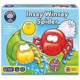 K9435: Insey Winsey Spider Game