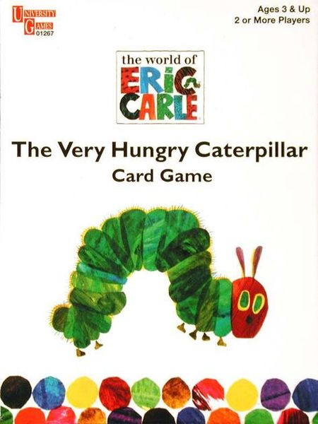 K9600: The Very Hungry Caterpillar Card Game