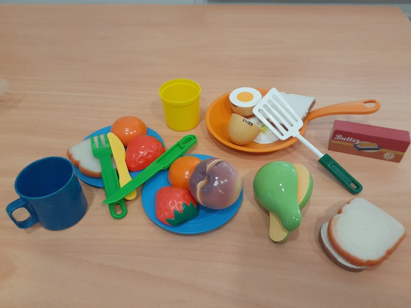 K5147: Breakfast Set