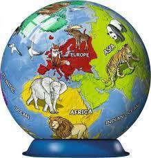 S8207: Children's Globe Puzzleball