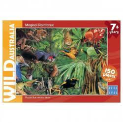 S8217: Wild Australia Magical Rainforest Puzzle