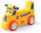 T1212: Little Tikes School Bus Ride On