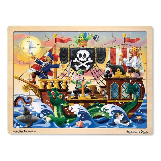 K8274: Pirate Adventure Puzzle