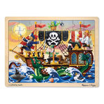 K8274: Pirate Adventure Puzzle