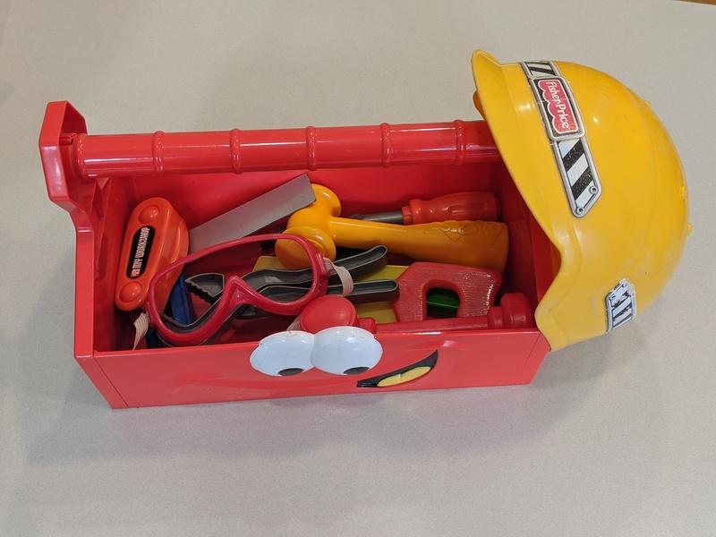 T5131: Toddler Tool Set