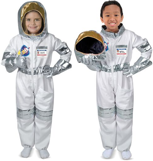 K5213: Astronaut Role Play Set