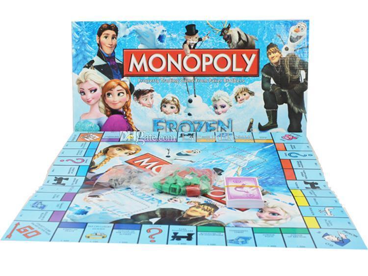 S9689: Frozen Monopoly