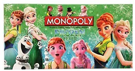 S9690: Frozen 2 Monopoly