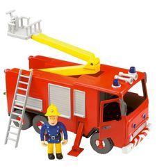 K5437: Emergency Fire Truck